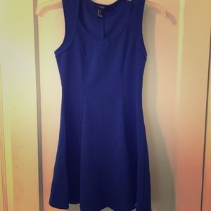 Pretty royal blue dress.I wore once to a wedding.